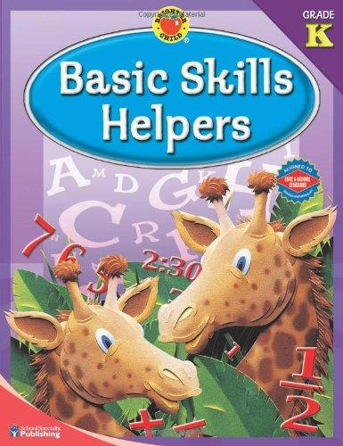 Basic Skills Helpers, Grade K (Brighter Child (Basic Skills Helpers)