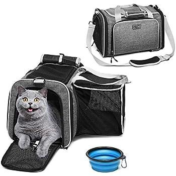 Amazon.com: Primetime - Mochila para mascotas KittyPak con ...
