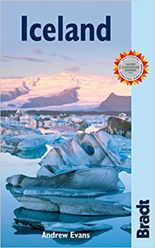 Iceland (Bradt Travel Guide) by Andrew Evans (2008-02-26)