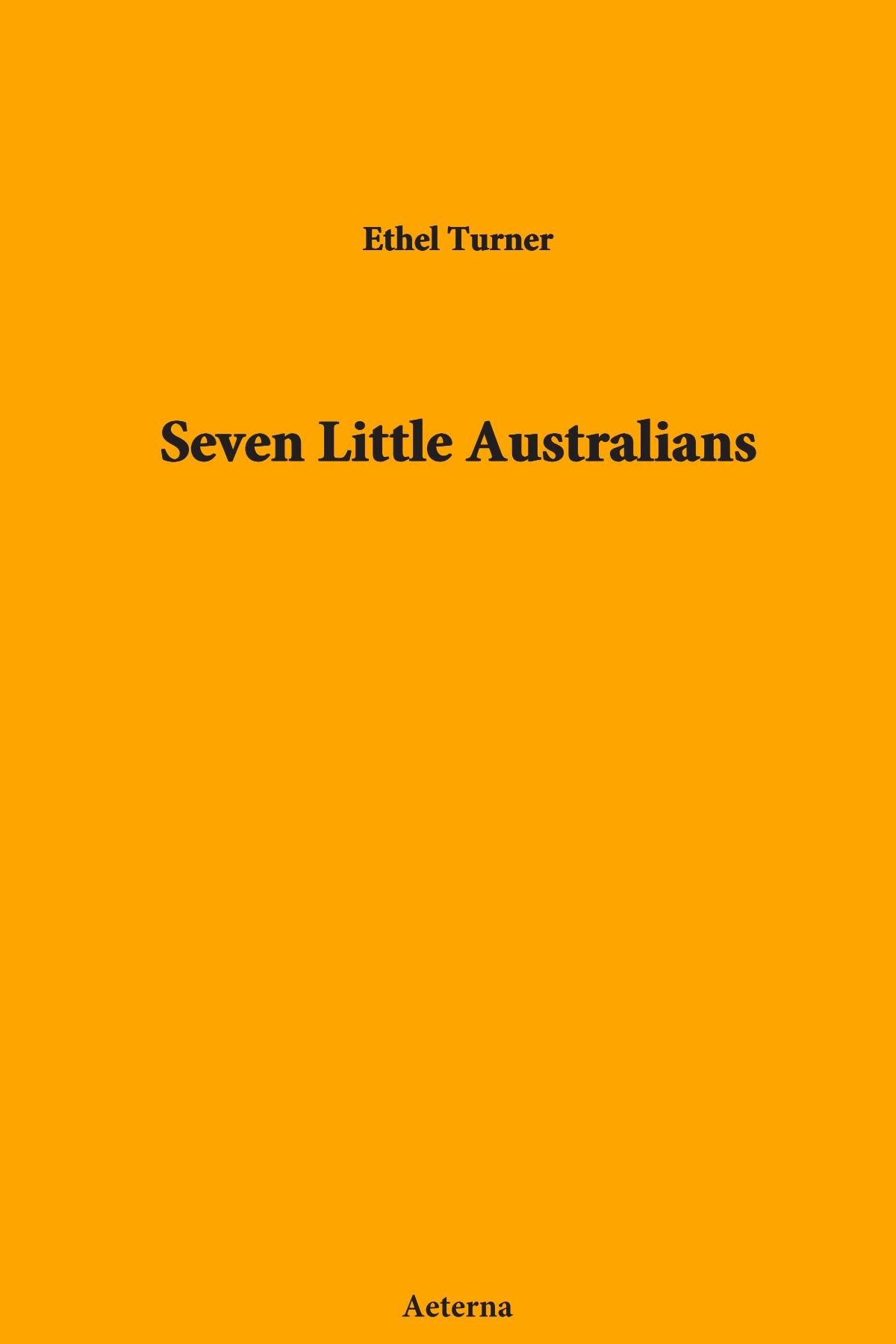 Seven Little Australians PDF