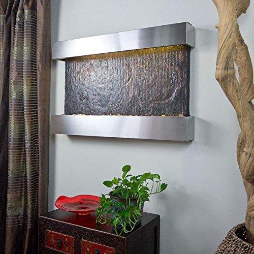 BluWorld Horizon Falls Indoor Wall Fountain - Medium by BluWorld (Image #2)