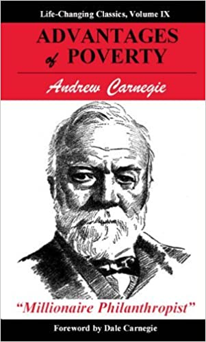(Advantages of Poverty) By Carnegie, Dale (Author) Paperback on 01-Nov-2004