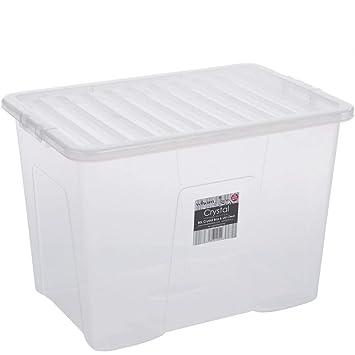 Hochwertige Xxl Box Mit Deckel 80l 60x40cm Lebensmittelecht