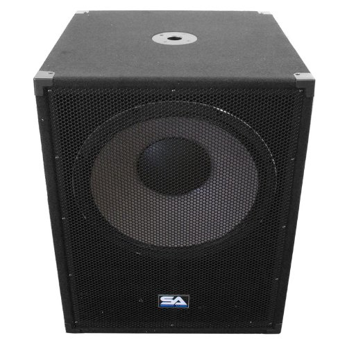 Seismic Audio - Enforcer II - Pair of PA 18'' Subwoofer Speaker Cabinet by Seismic Audio (Image #4)