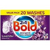 Bold Bio Washing Tablets Lavender & Camomile 20 Wash40 per pack