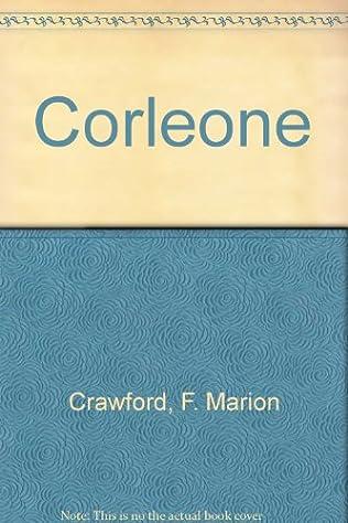 book cover of Corleone