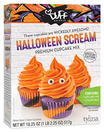 Duff Halloween Scream Cupcake Mix