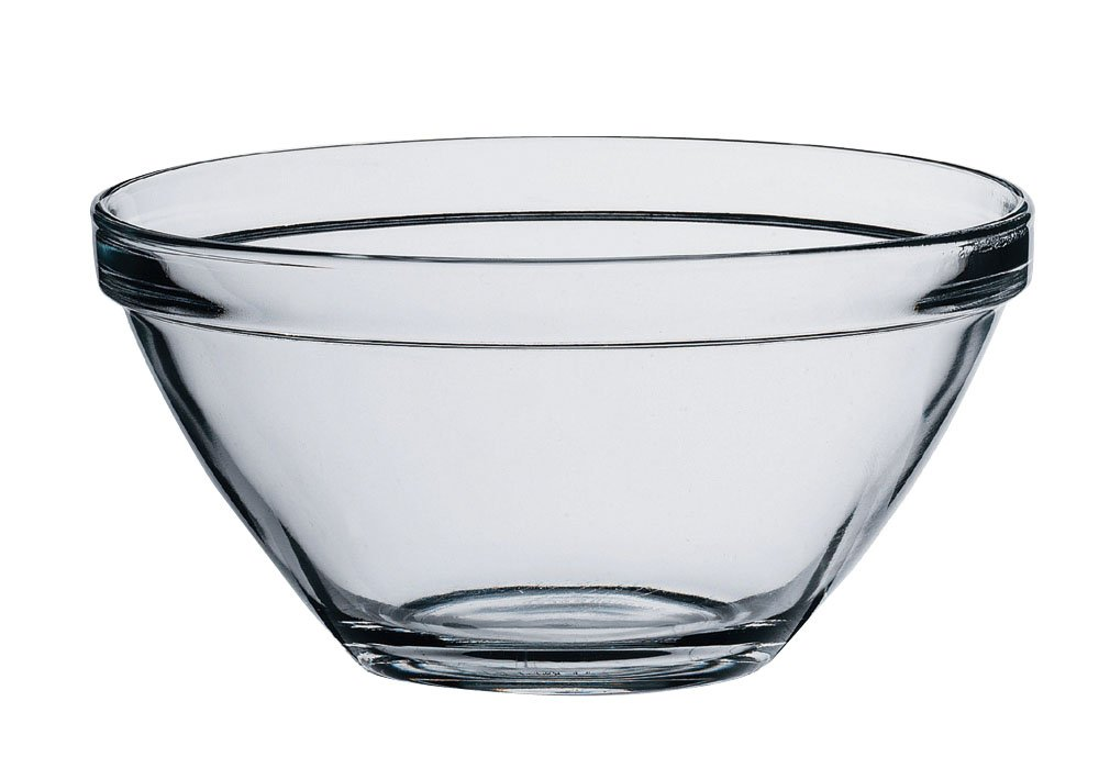 Bormioli Rocco Pompei Salad Bowl, 57-Ounce Bormioli Rocco Glass Co. Inc. 417060M91321990