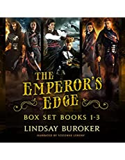 The Emperor's Edge Collection: Books 1, 2, and 3