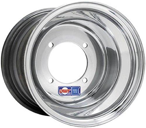 Douglas Wheel Red Label Wheel - 12x8 - 4+4 Offset - 4/156 , Wheel Rim Size: 12x8, Color: Aluminum, Bolt Pattern: 4/156, Rim Offset: 4+4, Position: Front/Rear 014-75 (Rims Douglas Red Label)