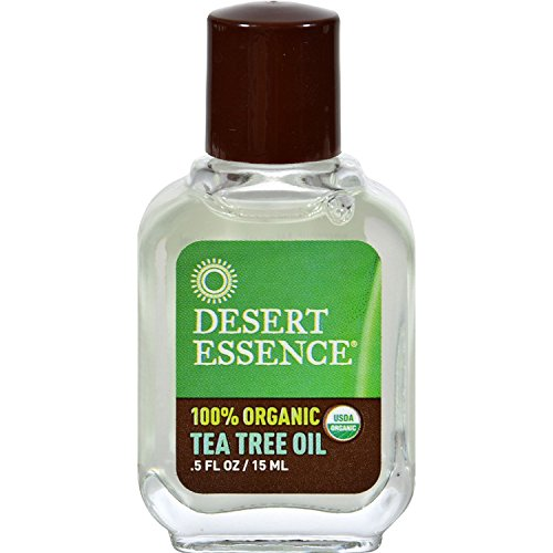 DESERT ESSENCE TEA TREE OIL,OG2, .5 FZ