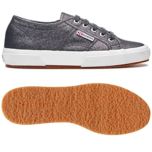 Lamew Superga plus 2750 Woman Gunmetal qtwtzvrW