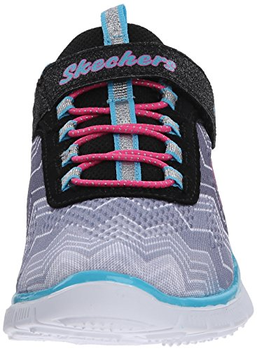 skechers SKECH APPEAL- ZIGGY ZAG - Zapatillas de deporte para niño BKTQ