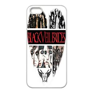 custom iphone5,iphone5s Case, Black Veil Brides durable case for iphone5,iphone5s at Jipic (style 5)