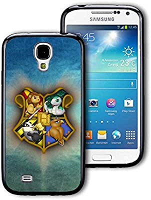 Samsung Galaxy S4 Mini Fall Funda Case Harry Potter Hogwarts Crest Logo [Artistic Funda Case] Printed High Quality Hard Plastic Snap-On Funda Case For Galaxy S4 Mini: Amazon.es: Electrónica
