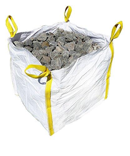 desabag 1.8009 Big Bag 90 x 90 x 90 cm, UU, og, 1000 kg, Blanco 1000kg Desabag GmbH
