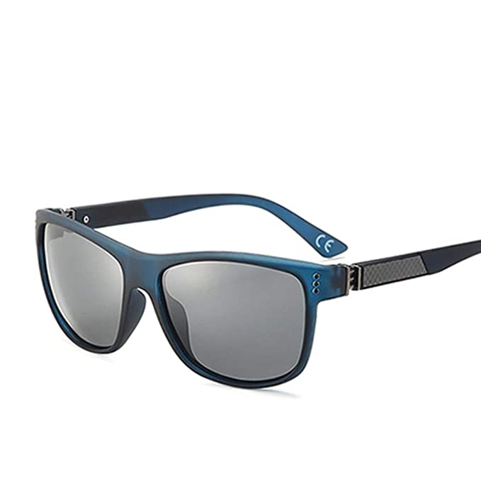 QZHE Gafas de sol Gafas De Sol Polarizadas Hombres Que ...