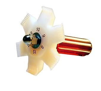 Klimapartner - Rejilla para radiador | Peine de aletas