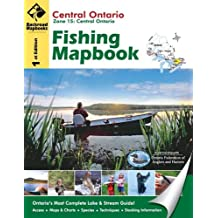 Central Ontario Fishing Mapbook