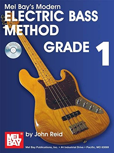 Modern Electric Bass Method Grade 1 (Modern Method)