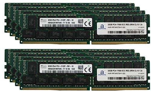 hynix-original-256gb-8x32gb-server-memory-upgrade-for-hp-proliant-dl80-g9-ddr4-2133mhz-pc4-17000-ecc