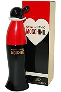 Moschino Cheap and Chic Petals Eau de Toilette Spray for Woman 30 ...