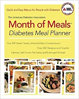 The American Diabetes Association Month Of Meals Diabetes Meal