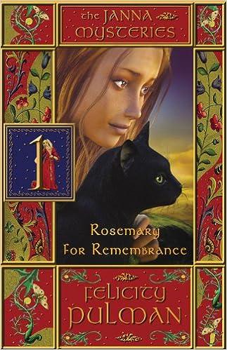 Descarga gratuita de libros de texto digitales.Rosemary for Remembrance (Janna Mysteries) by Felicity Pulman PDF iBook