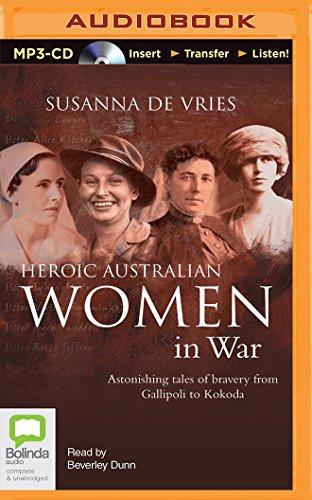 Heroic Australian Women in War