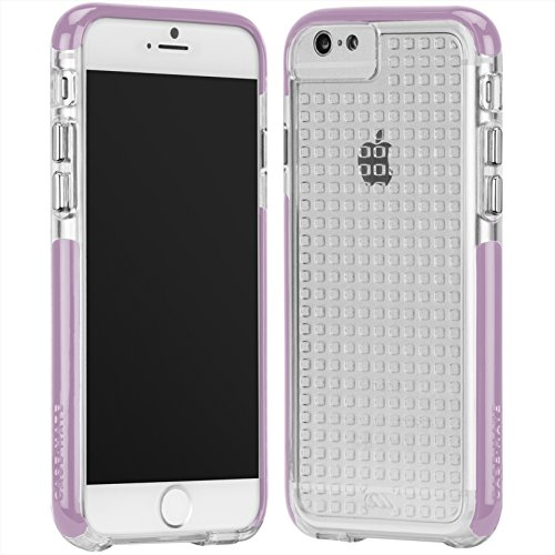 Case-Mate Tough Air Schutzhülle für 11,9 cm (4,7 Zoll) Apple iPhone 6 violett