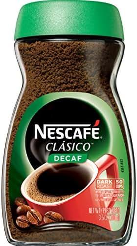 Coffee: Nescafé Clásico