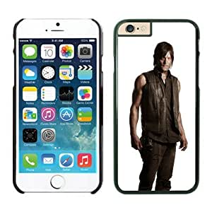 SOKY(TM) Customized Walking Dead New Printed Case for Iphone6 (4.7 inch), Unique Design The Walking Dead Case