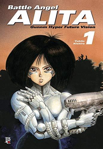 Battle Angel Alita Yukito Kishiro