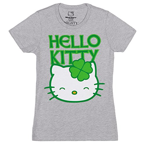 Hello-Kitty-Clover-Juniors-T-Shirt