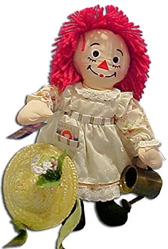 SPRINGTIME 16' Raggedy Ann Doll w/Watering Can