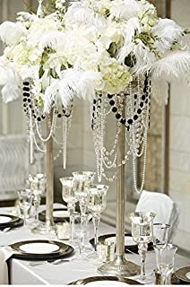 Amazon.com: 12 pcs Wedding Centerpieces Eiffel Tower VASE - 28\
