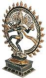 Shiva as Nataraja - Brass Statue