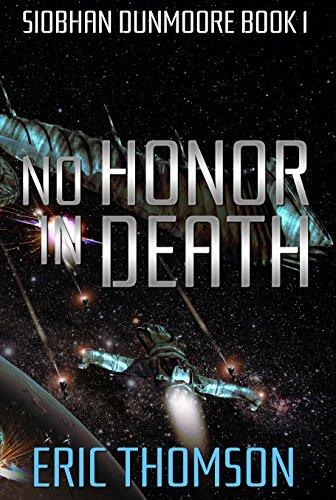 Honor Death Siobhan Dunmoore Book ebook product image