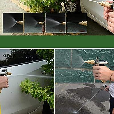 Pistola de agua para el hogar Recubrimiento de cobre Cuerpo de ...