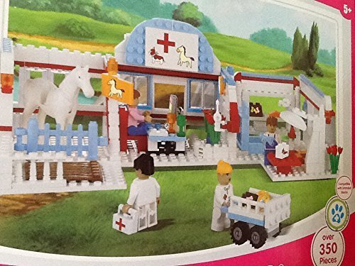 Animal Hospital Building Set by Kid connection