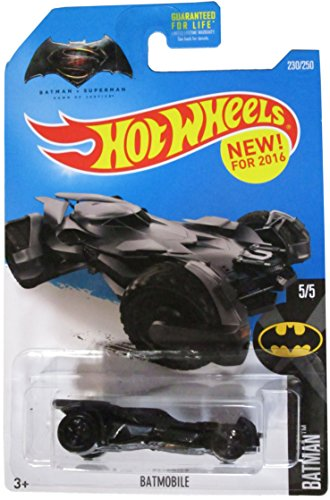 Hot Wheels 2016 Batman Batman vs. Superman: Dawn of Justice