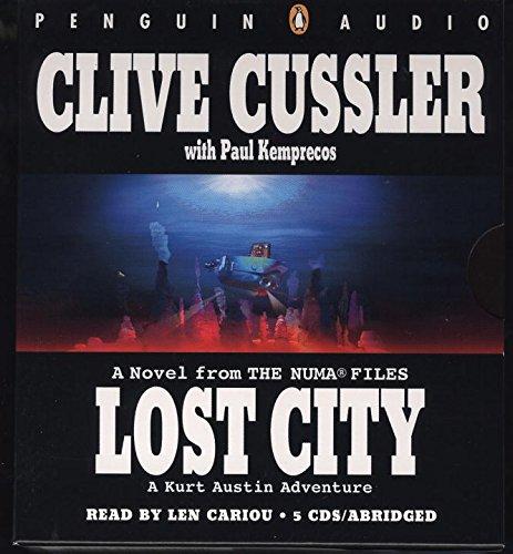 Download Lost City (Numa Files) PDF