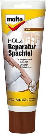 Molto Holz Reparatur Spachtel Extrem Hart aber flexibel