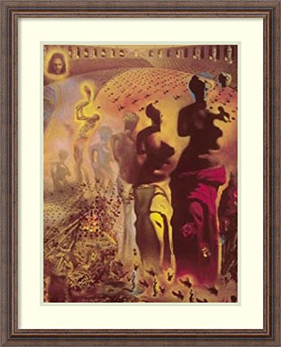 - Framed Wall Art Print | Home Wall Decor Art Prints | The Hallucinogenic Toreador by Salvador Dali | Country Rustic Decor