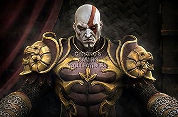 Amazon Com Mcposters God Of War Ii Kratos Ps2 Ps3 Ps4
