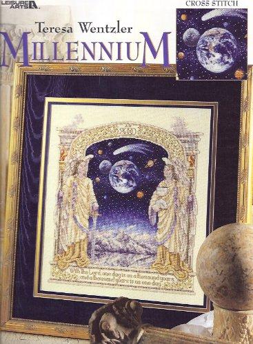 Millennium, Cross Stitch (Leisure Arts #3120)