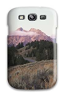 Premium Durable Dual Monitors Zombie Fashion Tpu Galaxy S3 Protective Case Cover