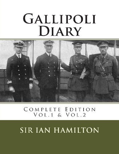 Gallipoli diary