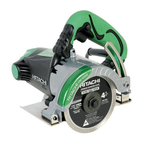 Hitachi CM4SB2 4 in. 11.6 Amp Dry Cut Masonry Saw