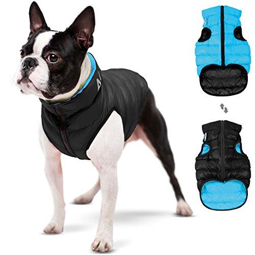 AiryVest Dog Vest – Dog Coat – Dog Jacket – Large Medium Small Puppy Dog Vest – Winter Coats for Dogs – Dog Winter…